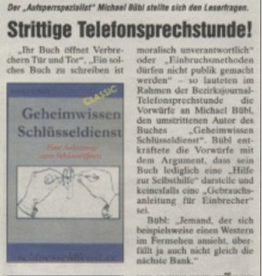Strittiges Telefon